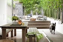 Outdoor Living / Inspiration for a relaxed outdoor lifestyle.