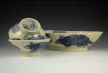 Awesome Pots / A collection of my favorite pottery pieces from great ceramic artists. / by Noelle Horsfield Ceramic Artist