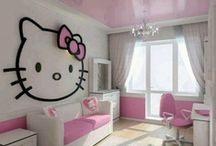 Themes: Hello Kitty / by Victoria Vaughn