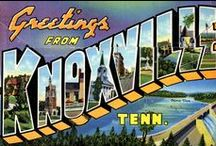 On the Tennessee River in Knoxville! / The fifth stop on our Season 18 tour is in the mountains of Knoxville, Tennessee! / by Antiques Roadshow