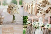 Wedding Invitation / latest wedding trend and matching Letterpress Wedding invitation by Lino's Type Verona