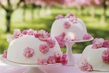 Wedding Cakes & Bridesmaid Dresses