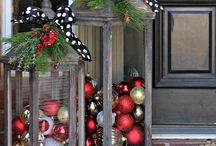 Home for the Holidays / Ideas for decorating for Christmas