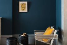 hague blue / We are always inspired by the most perfect blue - Farrow and Ball's Hague Blue. Modern, intense and elegant, Hague Blue is the perfect canvas for the whimsical, the classical, and the eclectic, yet approachable and comforting.
