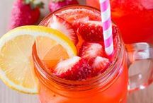 Beverages / Non-alcoholic beverages from iced tea to fruit punch.