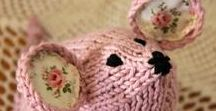 ✄ DIY Knit & Patterns