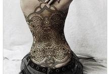 Ink / by Whovian Hobbit