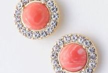 Jewelry / Pretty gems for inspiration and tutorials / by Stephanie