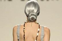 Frisuren -Hairstyling