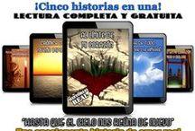 """portadas de mi libro (covers of my book) / Diferentes portadas de mi libro: """"HASTA QUE EL CIELO NOS REÚNA DE NUEVO"""" http://nosvemosenelcielo.blogspot.com.es/"""
