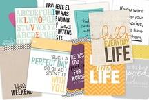 textures, printables, words & typo
