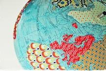 globes & travel maps