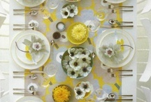 E A S T E R / Incorporate Easter in your wedding celebration with themed decorations and food or, choose a bright colour palette using the seasons most popular shades.