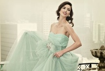 M I N T  / The colour trend for 2013: mint.  Beautiful colour and one of my personal favourites!