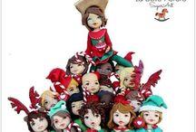 Magical Christmas / Il magico Natale dei bambini