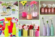 ♥DIY Crafty Projects♥ / Use your creativity and check these inspiring #diy #crafts ideas to create #decor and #beauty items.