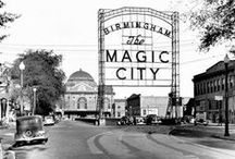 The Magic City / We love to promote all things amazing in the city of Birmingham!