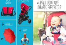 Poussettes / Découvrez notre sélection de #poussettes #bebe de grandes marques comme #chicco #pegperego #maclaren sur roseoubleu.fr