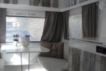 HOLIDAY - caravan and tenttrailer / Diy pimping renovation restyling / by Saartje71