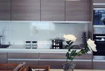 Keittiö / Ideoita oman keittiön suunnitteluun.