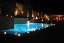 Amazing swimming pools / This are the swimmings pools of our houses in the Costa Brava. Enjoy the beauty!