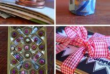 Geschenke basteln