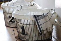B a s e m e n t // L a u n d r y / Inspiration och tips till källarvåning och tvättrum