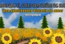 girasoles (sunflowers)