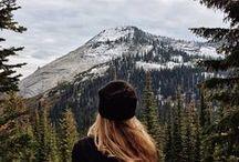 Mountain girl at heart