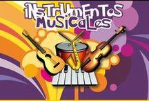 instrumentos musicales (musical instruments)