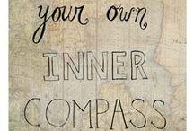 ☆ Kompas HSP: van balans Zoeken naar bewust Zijn
