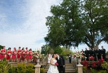Tampa Weddings / Carrollwood Country Club Tampa, FL - Tampa Florida Wedding inspiration including location, weather, atmosphere, beaches, beach themes, sunshine, seashells, flowers, decorations, alters, dining, catering, attire, receptions, lighting, and much more!