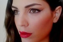 My Works#Mis trabajos / Hair&MakeUp/Pelo&Maquillaje
