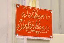 Sinterklaas recepten inspiratie / Recepten voor met Sinterklaas. Van zoete lekkernijen, tot simpele gerechten voor op pakjesavond.