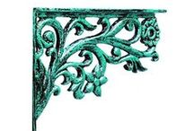 Antique Victorian Shelf Brackets / Understanding the requirements of our valued clients, we have brought onwards to our clients one of the most stupendous quality Cast Iron L Bracket which is very much efficient and reliable in its use. We are one of the leading companies which are extensively engaged in the manufacture and supply of a much wider thoughtful of supreme quality Cast Iron L Bracket.