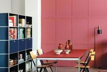 Dining Room Ideas / Your best inspiration board for dining room ideas, brought to you by Nippon Paint Malaysia.