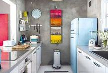 Kitchen Ideas / Your best inspiration board for kitchen ideas, brought to you by Nippon Paint Malaysia.