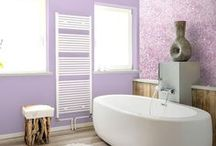 Bathroom Ideas / Your best inspiration board for bathroom ideas, brought to you by Nippon Paint Malaysia.