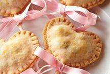 Valentine's Day / Fresh fruit + Valentine's Day = Healthy Perfection