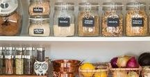 Tips & Tricks: Organizing in Small Spaces / When living in a small space, maximizing storage potential is a top priority. These decluttering tips and tricks will help you get the most out of your square footage, while simplifying your life at the same time.