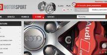 PrestaShop / Wdrożenia i prezentacje sklepów Prestashop wykonanych dla naszych Klientów.