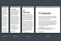 Responsive Design / Le responsive web design englobe les techniques de conception de contenus Internet qui permettent de proposer des contenus auto-adaptables en fonction des interfaces de consultation utilisées par le visiteur.  Dans le cadre du responsive web design, une page web ou une image peut ainsi se redimensionner en fonction de la taille d'écran du terminal utilisé (ordinateur, tablette, smartphone, etc).