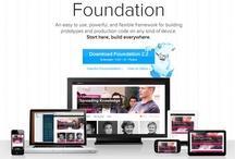 Framework CSS / En programmation informatique, un framework est un kit de composants logiciels structurels, qui servent à créer les fondations ainsi que les grandes lignes de tout ou d'une partie d'un logiciel (architecture). En programmation orientée objet un framework est typiquement composé de classes mères qui seront dérivées et étendues par héritage en fonction des besoins spécifiques à chaque logiciel qui utilise le framework.