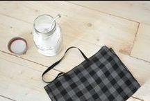 COLLECTION MAISON / La collection maison du VDJ reprend les tissus de chaque saison et les décline en linges de lit, linge de table et accessoires.