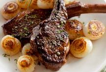 Lamb Recipes / So many ways to cook lamb... the Greeks do it best!