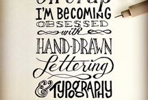 Hand lettering ✒️