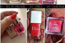 Nails - Unhas / Unhas - nail art