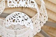 Papercuts / Paper • Papierowe wycinanki • Cebrita • Handmade • DIY • Creative • Papel picado • Papír