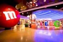 M&M's Store / Manufactured displays and store fixtures