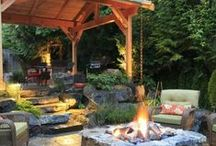 Outdoor spaces / by Sarah Martin